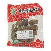 Dried Dates (徽州蜜棗)