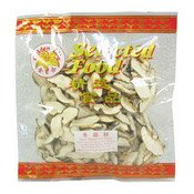 Dried Mushroom Slices (金百合冬菇絲)
