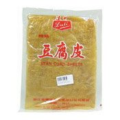 Beancurd Sheets (Bamboo Bean Curd Soft) (達利豆腐皮)