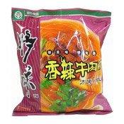 Potato Vermicelli (Spicy Beef) (白家米綫牛肉)