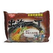 Instant Noodles (Teriyaki Beef) (出前一丁照燒牛肉麵)