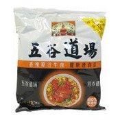 Instant Noodles (Spicy Beef) (非油炸麵牛肉)