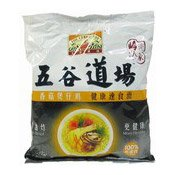 Instant Noodles (Mushroom & Chicken) (非油炸麵)