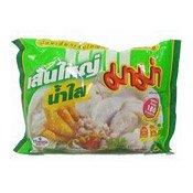 Instant Flat Noodles (Clear Soup) (媽媽清湯河粉)