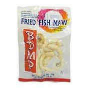 Fried Fish Maw (魚鰾)