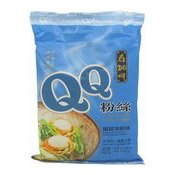 QQ Instant Bean Thread (Scallop Seafood) (壽桃扇貝海鮮味粉絲)