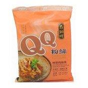 QQ Instant Bean Thread (Pork & Pickled Mustar (壽桃榨菜肉絲味粉絲)