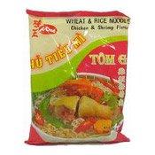 Instant Noodles (Chicken & Shrimp) (味王雞肉蝦麵)