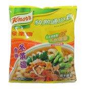 Instant Macaroni (Chilli Tung-Choi) (快熟通心粉 (冬菜))