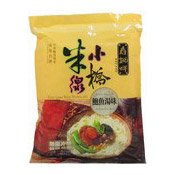 Xiao Qiao Rice Vermicelli (Abalone) (壽桃鮑魚湯味米線)
