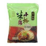 Xiao Qiao Rice Vermicelli (Mustard Green Duck (壽桃雪菜火鴨湯味米線)