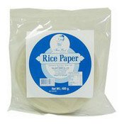 Rice Paper (Sml) Spring Roll Wrappers (米紙)