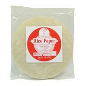 Rice Paper (Lrg) Spring Roll Wrappers (米紙)