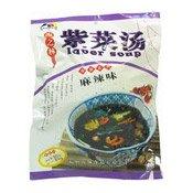 Laver Soup (日本辣香紫菜湯)