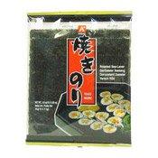 Yaki Nori (Sushi Seaweed) (紫菜)