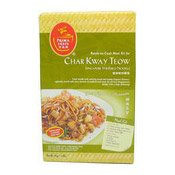 Char Kway Teow Singapore Stir-Fried Noodles (新加坡炒粿條)