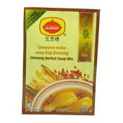 Ginseng Herbal Soup Mix (人參湯料)
