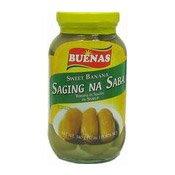 Saging Na Saba (糖水甜香蕉)