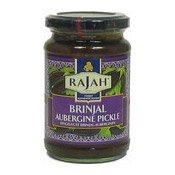 Brinjal Aubergine Pickle (酸茄子醬)