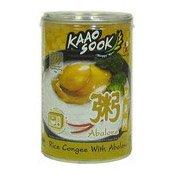 Kaao Sook Rice Congee (Abalone) (鮑魚粥)