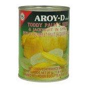 Toddy Palm's Seed & Jackfruit In Syrup (糖水律丹菠蘿蜜)