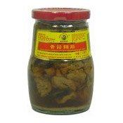 Fried Gluten (Irregular) With Mushroom In Soy (萬里香香菇麵筋)