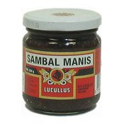 Sambal Manis (參巴甜醬)