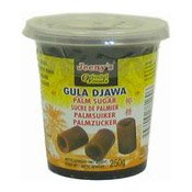 Palm Sugar (Gula Djawa) (棕櫚糖)