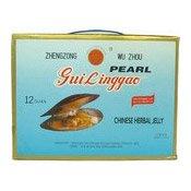Guilinggao Chinese Herbal Jelly (三钱牌珍珠龜零膏)