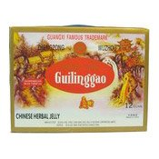 Ginseng Gui Ling Gao (Chinese Herbal Jelly) (龜苓膏)