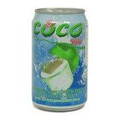 Coconut Juice With Pulp (椰子汁)