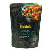Thai Kaffir Lime Leaf & Basil Sauce (泰國式咖哩)