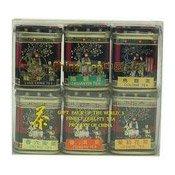 Six Assorted Tea Set (中國名茶禮包)