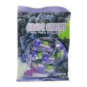 Grape Gummy (With 100% Grape Juice) (葡萄軟糖)