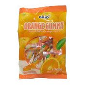 Orange Gummy (橙子膠糖)
