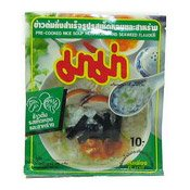 Pre-Cooked Rice Soup Mushroom & Seaweed Flavour (媽媽蘑菇粥)