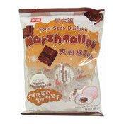 Marshmallow (Chocolate Filling) (朱古力綿花糖)