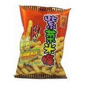 Seaweed Rice Sticks (Teriyaki Eel Flavour) (四洲紫菜米條)