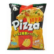 Pizza Flavoured Potato Chips (卡樂B薄餅薯片)