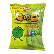 Sayaendo (Green Pea Snack) (卡樂B青豆條)