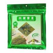 Seaweed Snack (Wasabi Flavour) (四洲紫菜(芥辣味))