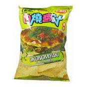 Okonomiyaki Flavour Potato Chips (卡樂B日燒薯片)