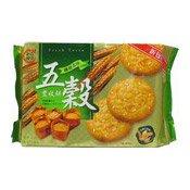 Fresh Taste Wheat Cracker (五殼餅)