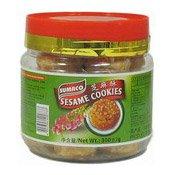 Sesame Cookies (芝麻酥)