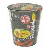 Instant Noodles Cup (Crab & Abalone Flavour) (康師傅拉麵蟹黃鮑魚碗)