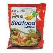 Seafood Ramyun (農心海鮮味麵)