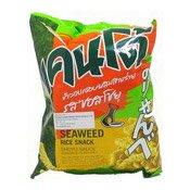 Seaweed Rice Snack (紫菜米餅)