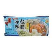 Steam Seafood Flavour Ramen (海鮮拉麵)