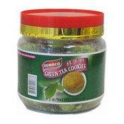 Green Tea Cookies (綠茶酥)