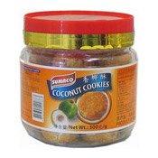 Coconut Cookies (香椰酥)